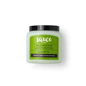 Hair Mask - Sauce Beauty Guacamole Whip Deep Moisture Mask Hair Treatment