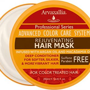 Rejuvenating Hair Mask and Deep Conditioner For Color Treated Hair