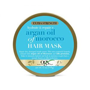 OGX Extra Strength Hydrate & Repair + Argan Oil of Morocco Hair Mask