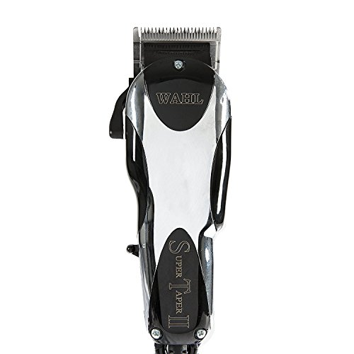 Wahl Professional Super Taper II Hair Clipper - Ultra-Powerful Full Size Clipper