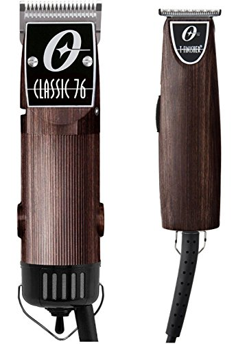 Oster Classic 76 Hair Clipper + T-finisher Trimmer Limited Edition