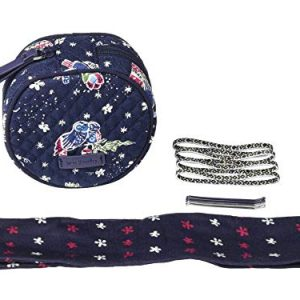 Vera Bradley Women's Hair Accessories Kit Holiday Owls