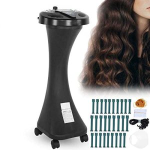 Healthy Salon Hair Perm Machine Digital Ceramic 24V Styling Stand Device