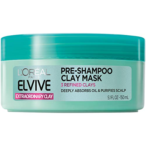 L'Oréal Paris Elvive Extraordinary Clay Pre-Shampoo Mask