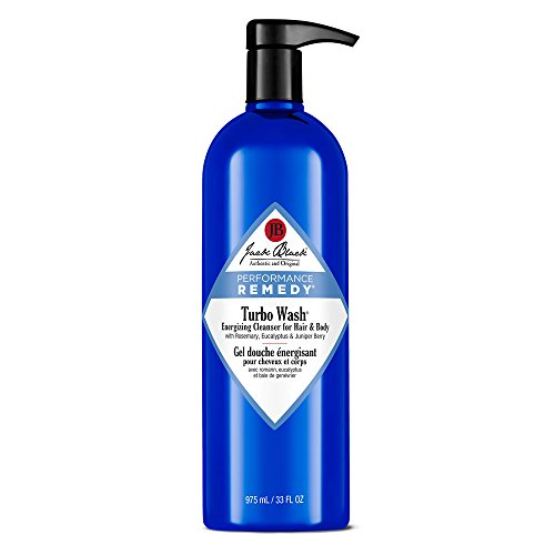 Jack Black Turbo Wash Energizing Cleanser for Hair & Body