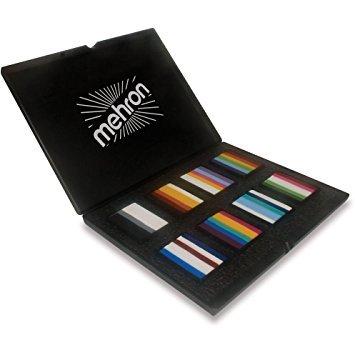 Mehron Makeup Paradise AQ Prisma BlendSet Pro Palette