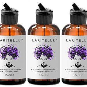 Laritelle Organic Post-Shampoo Hair Strengthening & Scalp Toning Treatment