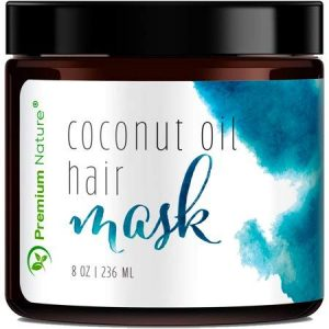 Deep Conditioning Hair Mask Treatment - 100% Natural Hair Mask Treatment