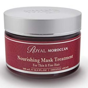 Royal Moroccan Formula - Nourishing Mask Treatment