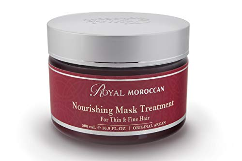 Royal Moroccan Formula - Nourishing Mask Treatment