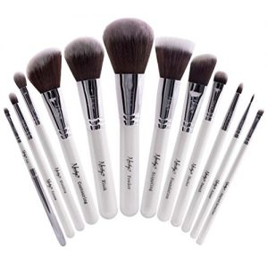 Nanshy Masterful Collection Makeup Brush Set