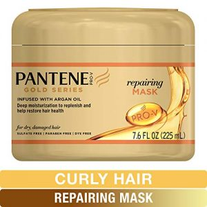 Pantene Repairing Mask Hair Treatment, Butter Crème Hair Treatment