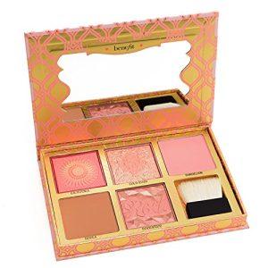 """Benefit Cosmetics Blush Bar """"Cheeks on Pointe"""" Blush & Bronzer Palette"""