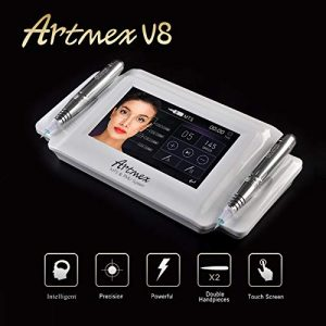 New Premium Artmex V8 touch screen Permanent Makeup Tattoo