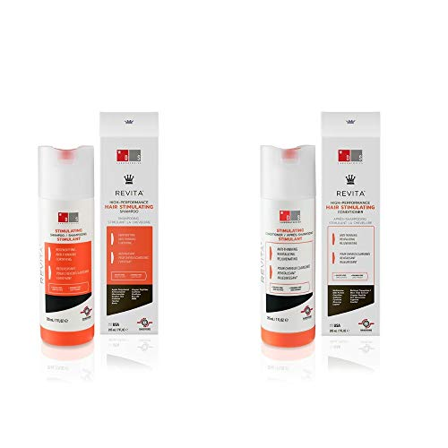 Revita High Performance Hair Stimulating Shampoo & Conditioner Bundle