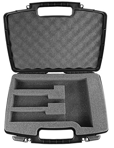Casematix Hair Styling Case Compatible with Clipper, Trimmer