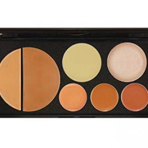EVE PEARL Flawless Face Contour Palette Full Coverage