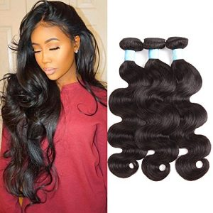 BLY Hair 8A Brazilian Virgin Human Hair Body Wave