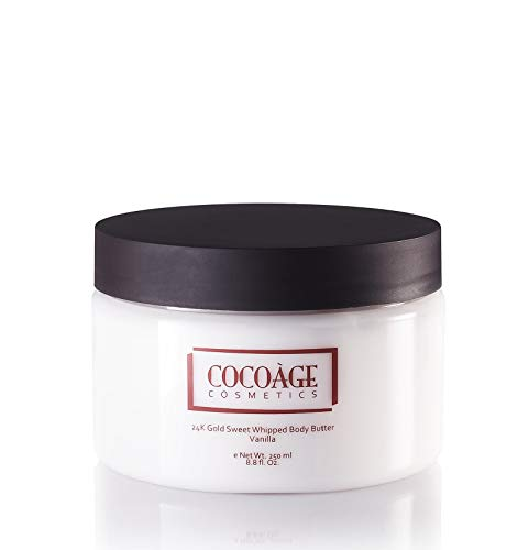 Cocoàge Cosmetics | 24K Gold Sweet Whipped Body Butter