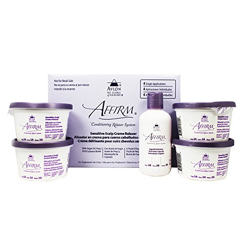 Avlon AFFIRM SENSITIVE SCALP RELAXER