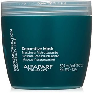 Alfaparf Milano Semi Di Lino Reconstruction Reparative Mask for Damaged Hair