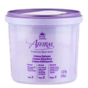 Avlon Affirm Creme Relaxer Original Formula Normal