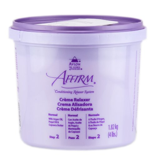 Avlon Affirm Creme Relaxer Original Formula Normal
