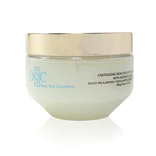 Deep Sea Cosmetics | Energizing Body Salt Scrub
