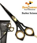 Saaqaans Professional Hairdressing Barber Scissor - Stainless Steel