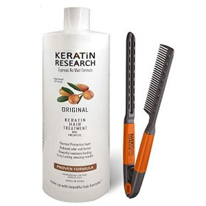 Brazilian Keratin Hair Treatment Professional X Large 1000ml Bottle Proven