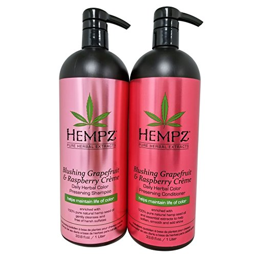 Hempz Pure Herbal Extracts Blushing Grapefruit & Raspberry Creme