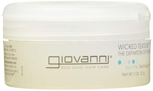 GIOVANNI- Eco Chic Wicked Texture- The Definition Of Pomade