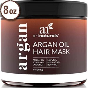 ArtNaturals Argan Oil Hair Mask - (8 Oz/226g) - Deep Conditioner