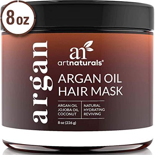 ArtNaturals Argan Oil Hair Mask - (8 Oz/226g) - Deep Conditioner