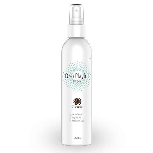 Beachy Waves Sea Salt Spray for All Hair Types - Hair Texturizing Spray