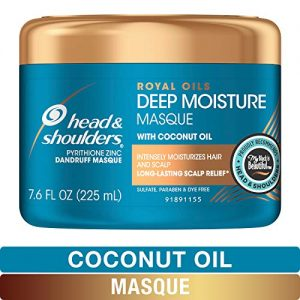 Head and Shoulders Masque Conditioner Treatment