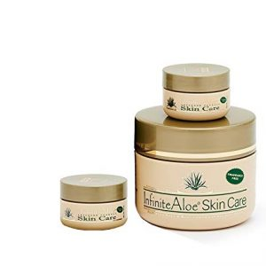 InfiniteAloe Skin Care Cream: 1 Fragrance Free 8 oz jar