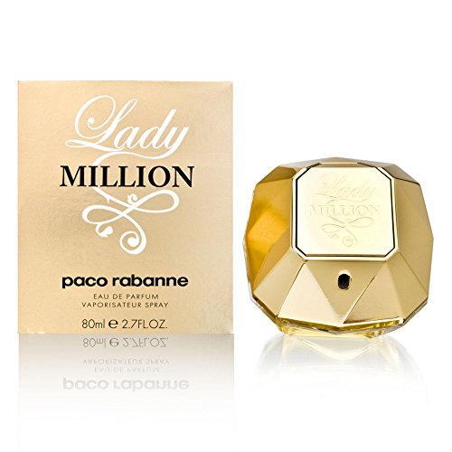 Lady Million by Paco Rabanne 2.7 oz Eau de Parfum Spray