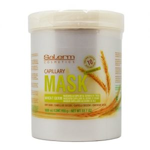 Salerm Cosmetics WHEAT GERM Capillary Mask, Provitamins