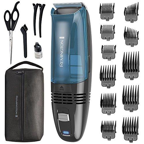 Remington Cordless Vacuum Haircut Kit, Vacuum Beard Trimmer