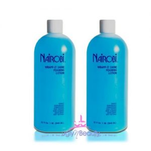 Nairobi Wrapp-It Shine Foaming Lotion 32oz
