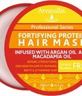 Fortifying Protein Hair Mask and Deep Conditioner with Argan Oil
