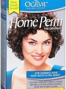 Ogilvie Home Perm The Original Normal Hair With Extra Body