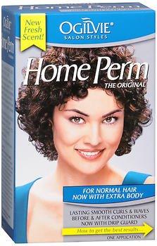 Ogilvie Home Perm The Original Normal Hair With Extra Body