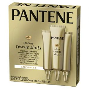 Pantene Rescue Shots Hair Ampoules Treatment, Pro-V Intensive Repair
