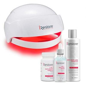 iRestore Laser Hair Growth System - MAX Growth Kit: Includes Anti-Hair Loss