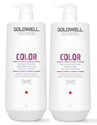 Goldwell Dualsenses Color Brilliance Shampoo & Conditioner