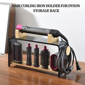 Vanell Storage Holder for Dyson Hair Airwrap Styler Hair Curl Wand