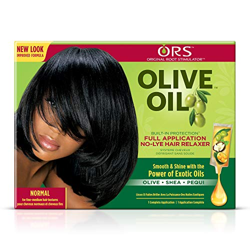 ORS Olive Oil Built-In Protection Full Application No-Lye Hair Relaxer