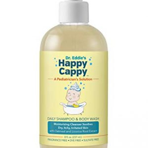 Dr. Eddie's Happy Cappy Daily Shampoo & Body Wash for Children